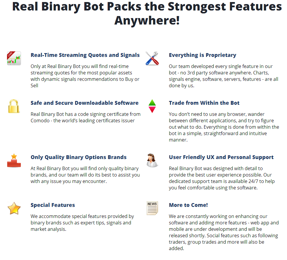 binary option trader bot reviews