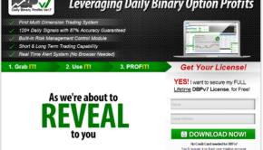 daily binary profits