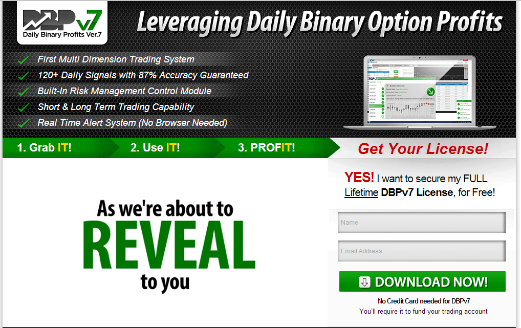 Binary options dummies