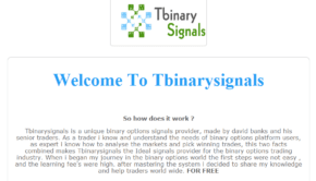 t binary signals