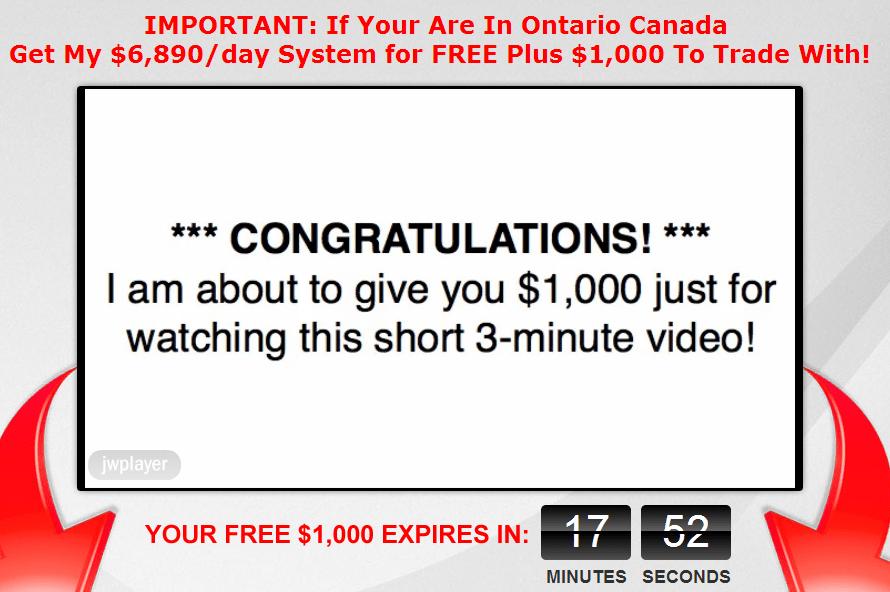 the big cash giveaway