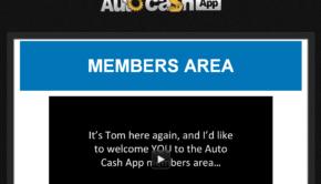 auto cash app