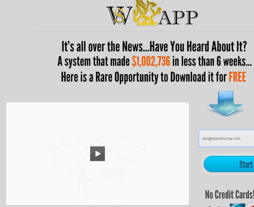 secret wealth app