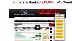 trade sniper