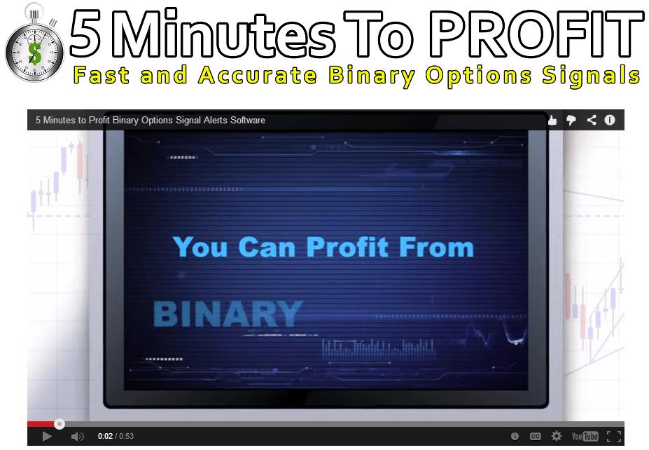 5 minutes to profit