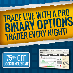 Live trading room binary signals