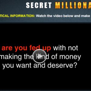 secret millionaire app