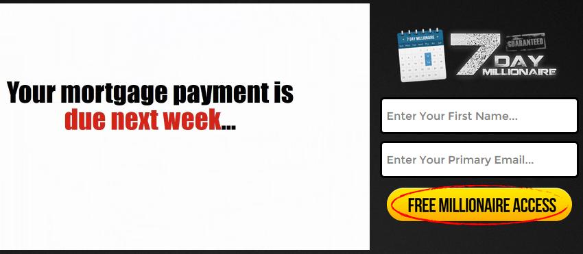 Millionaire Secrets Website