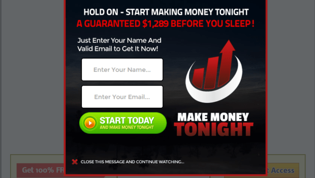 make money tonight