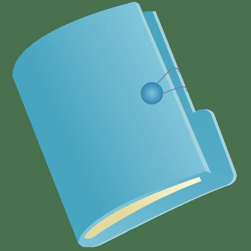 Document_Folder_blue