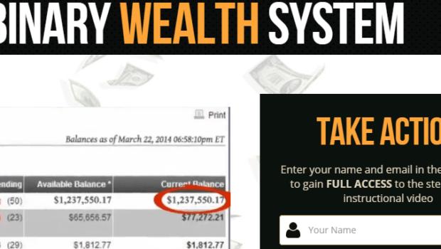Binary options wealth