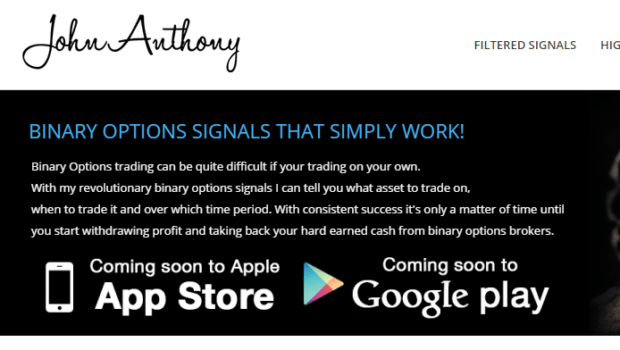 john anthony signals