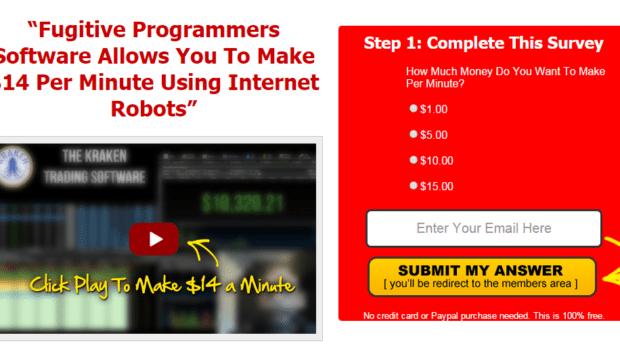 secret software robots