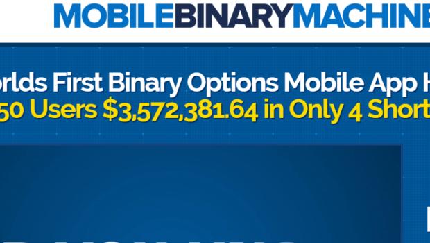 mobile binary machine