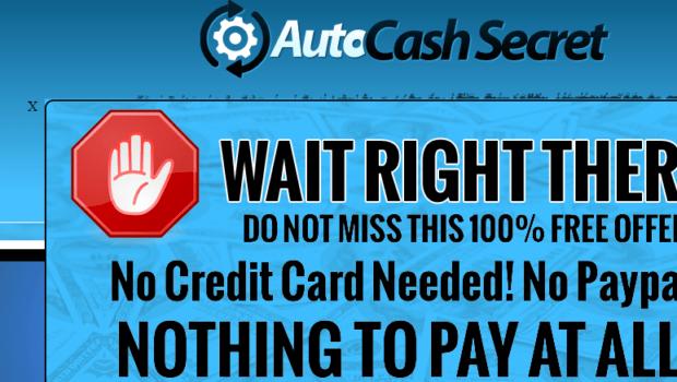 auto cash secret