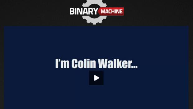 binary machine