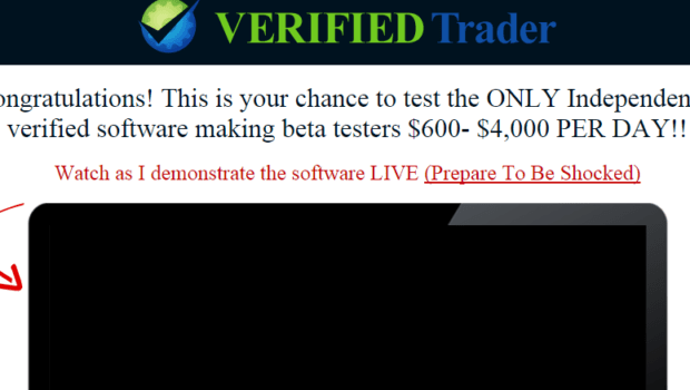 Verified trader full system reviews