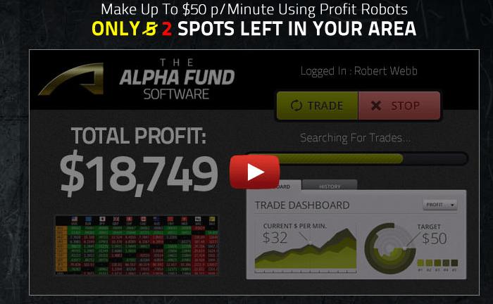 alpha fund software