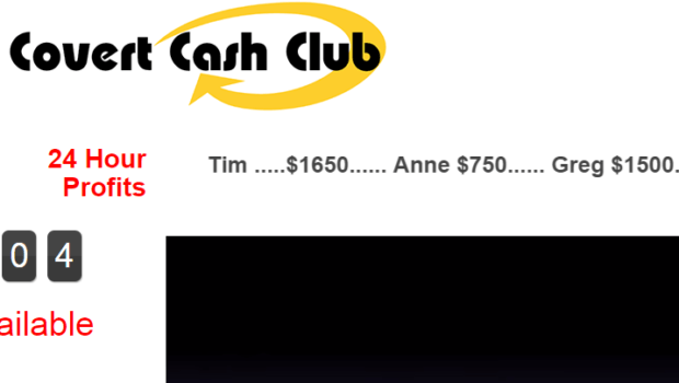covert cash club