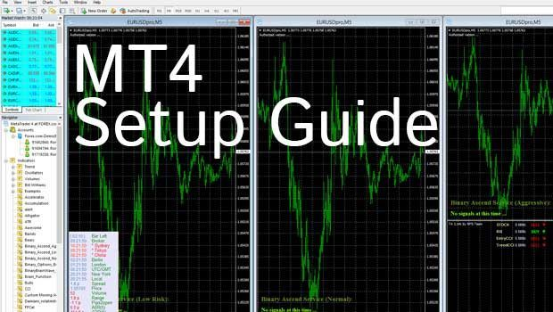 Power Binary Options System For MT4 (WITH DOWNLOAD)