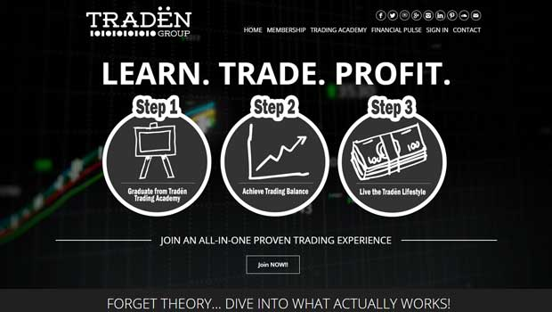 Binary trader group