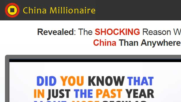 China millionaire binary options
