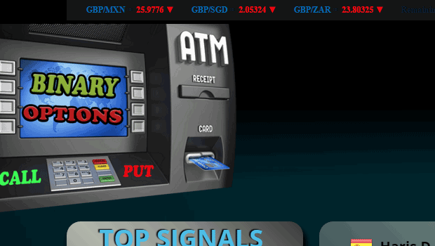 binary options atm software reviews