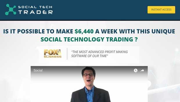 social-tech-trader
