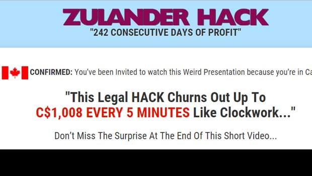 zulander-hack