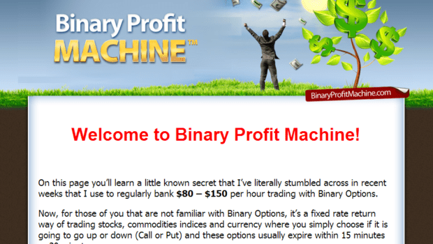 % Profit Machine Review The % profit machine is an automated system that is meant to make $10, a day for it's clients. The developers claim that once you signed up he has handed you a ticket to become an instant millionaire.