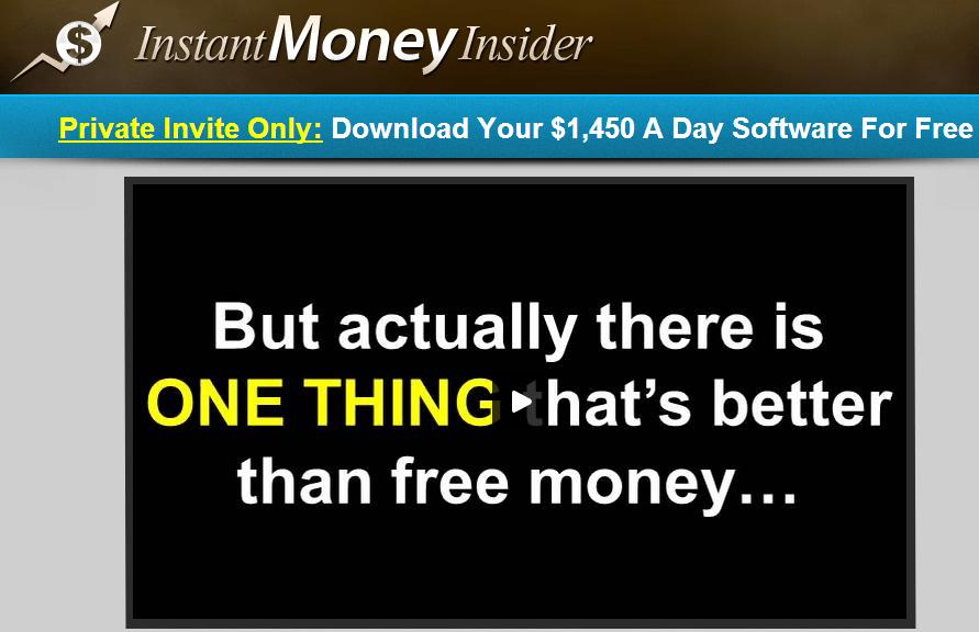 instant money insider