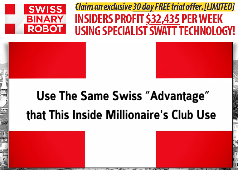 swiss binary robot