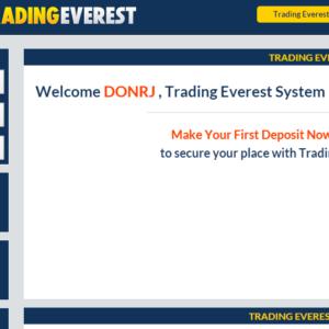 Trading everest binary options
