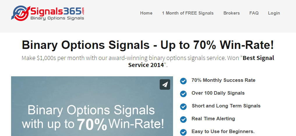 Binary options 100 win rate