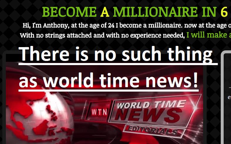 millionaire in 6 months