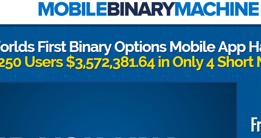 mobile binary machine