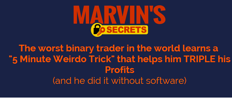 marvins secrets