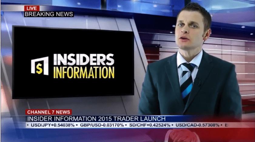insiders information