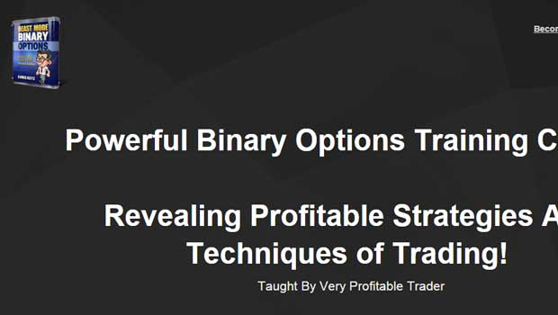 Binary options trading strategy by pascal pierre zambou