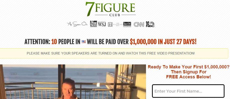 7 figure club