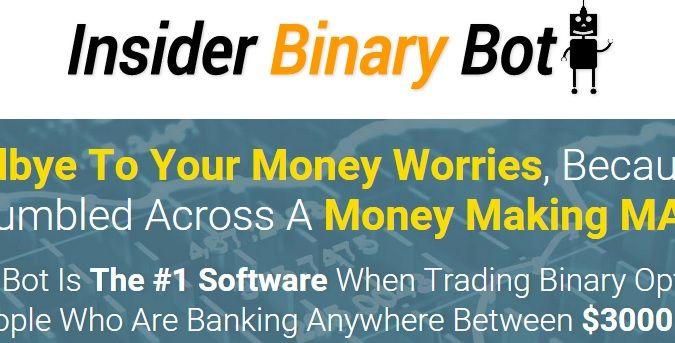 Insider trading binary options