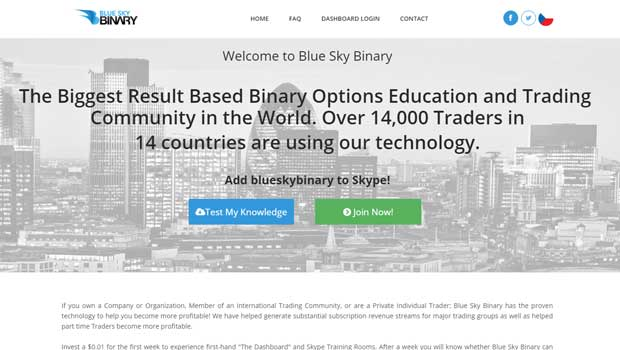 Top 20 binary options brokers