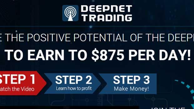 deepnet-trading