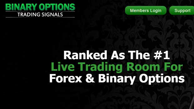 Franco binary option strategy