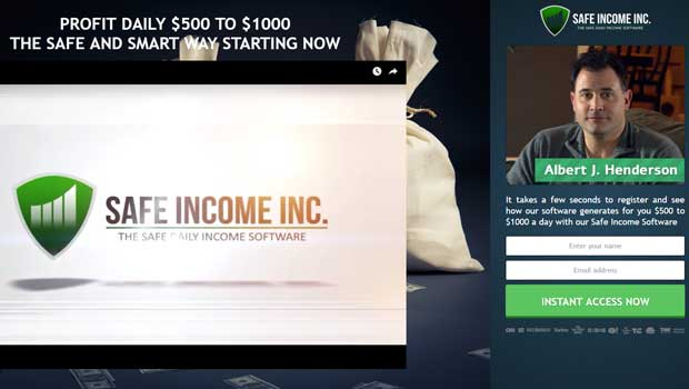 safe-income-inc-software
