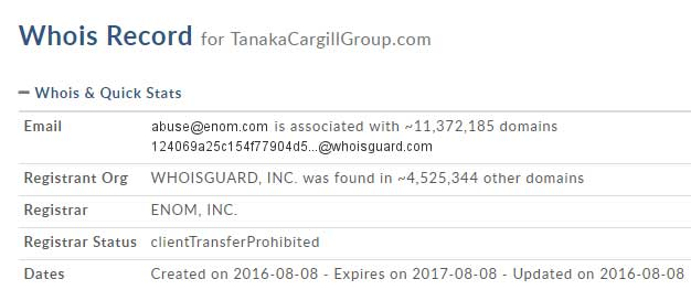 tanakacargillgroup-domain-registration