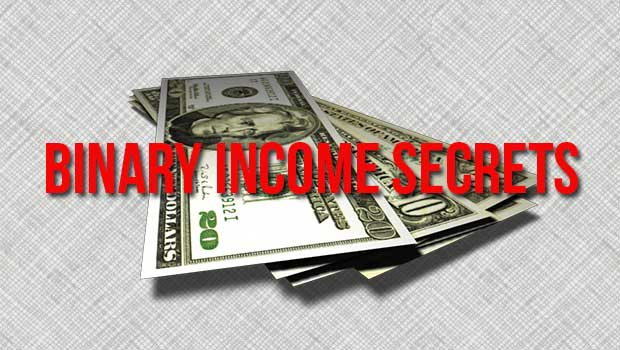 Binary options average income