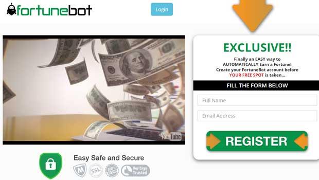 Binary options bot auto-trader