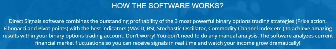 Binary options signals software reviews