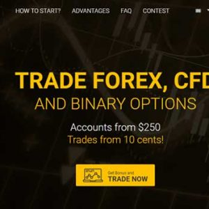 Binary option cent